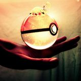 Pokemon. See the pokemon of the ball and Sun in the pokeball royalty free stock photo