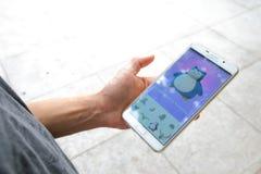 Pokemon va Imagen de archivo
