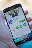 Pokemon vai Fotografia de Stock Royalty Free