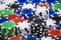 poker Arkivfoton