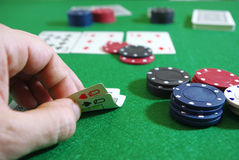 Free Poker Royalty Free Stock Images - 12296629