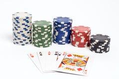 Poker Royalty Free Stock Image