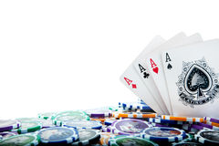 Free Poker Royalty Free Stock Images - 15144419