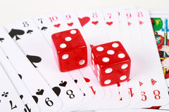 Poker Stock Photography