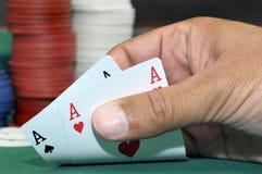 Poker Royalty Free Stock Photography