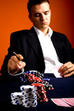 Poker 2 Royalty Free Stock Photos