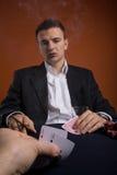 Poker 3 Royaltyfria Bilder