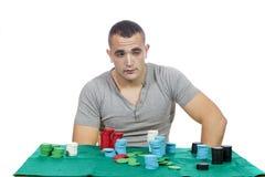 Poker Photos libres de droits