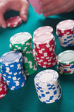 Poker Photographie stock
