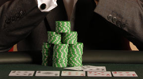 Poker 42 Royalty Free Stock Photos