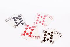 poker Imagem de Stock Royalty Free