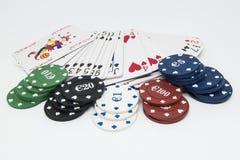 poker Foto de Stock