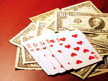 Poker Royalty Free Stock Photo