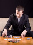 poker Στοκ Φωτογραφίες