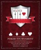 Poker  background Stock Image