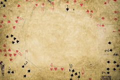Poker background Stock Photos