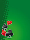 Poker_bg_5 Stockbilder
