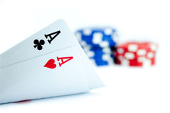 Free Poker Cards Stock Image - 16253341