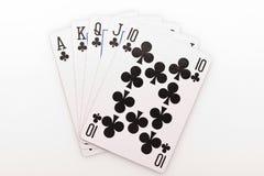 Free Poker Cards Royalty Free Stock Image - 22659476
