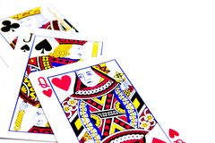 Free Poker Cards Stock Image - 25681