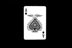 Poker cards. Card, poker cards, card games, card, game of cards Stock Images