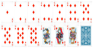 Poker cards Stock Photo