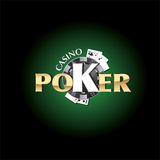 Poker Casino Stock Images