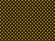 Free Poker Casino Background Golden Suits Vector Black Gold Stock Photography - 181172962