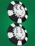 Poker chip Stock Image