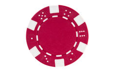 Poker chip Royalty Free Stock Images