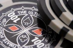 Free Poker Chips Royalty Free Stock Image - 17454076