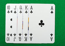 Poker club Stock Photos
