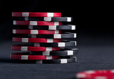 Poker concept Royalty Free Stock Photos