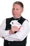 Poker Dealer Stock Photos