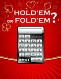 Poker Odds Calculator Stock Images