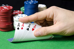 Poker Of Aces