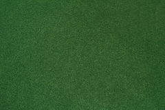 Poker table felt. Image of a green poker table felt top, photographed from a straight down view Stock Images