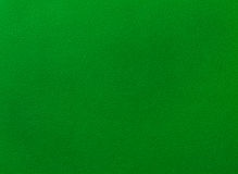 Poker table felt background. In green color Stock Image