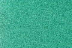 Poker table surface. Abstract of green felt poker table useful for backgrounds stock image