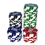 Poker tip Royalty Free Stock Photo