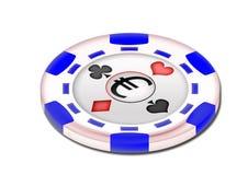 Poker token Stock Images