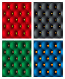 Poker upholstery Royalty Free Stock Image
