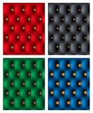 Poker upholstery Royalty Free Stock Image