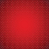 Poker. Vector red poker background. Transparency used vector illustration