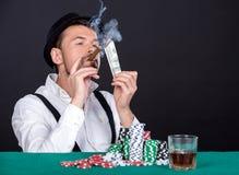 Poker Stock Photography