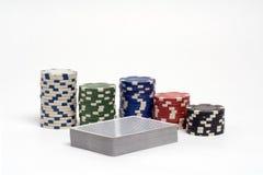 pokera. Fotografia Royalty Free