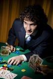 pokera. Obraz Stock