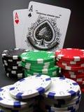 pokera. Obraz Royalty Free