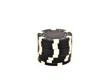 Pokerchiper arkivfoton