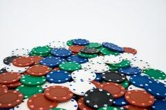 Pokerchips Stock Image